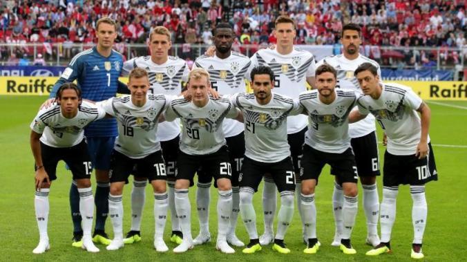 Alemania Rusia 2018